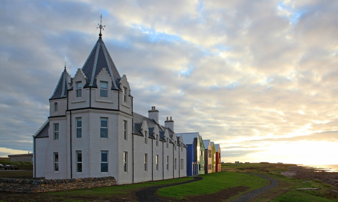 Rent Natural Retreats Luxury Eco Lodges In John O Groats