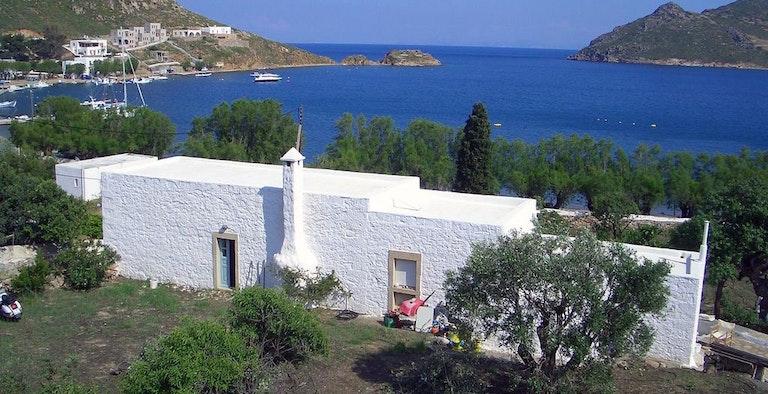 Patmos Beach House
