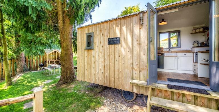 The Shepherds Hut Retreat