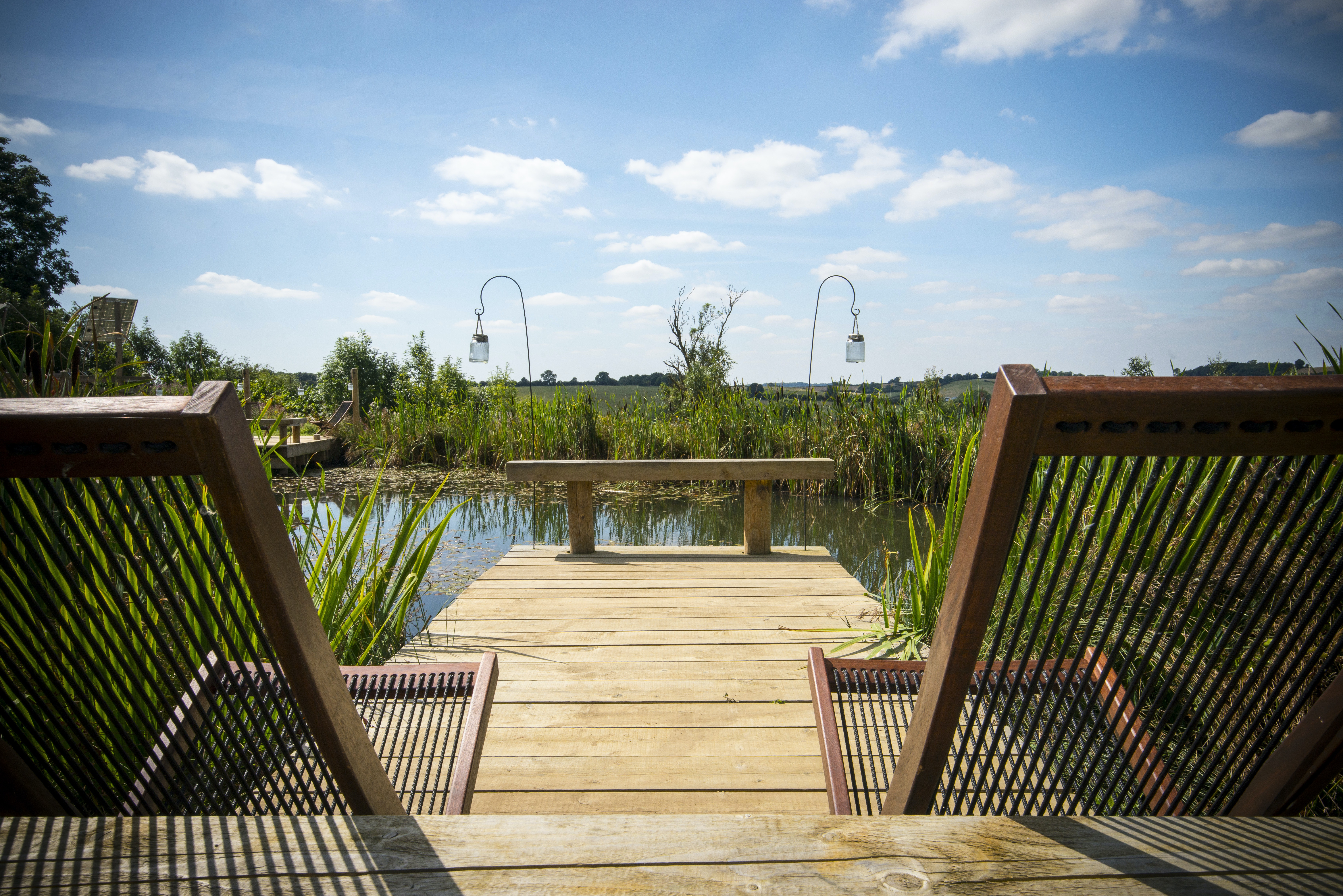 Rutland Water is near-by and has a wonderful array of outdoor activities to enjoy. & A Little Bit of Rough - Luxury Safari tents in Rutland | CoolStays
