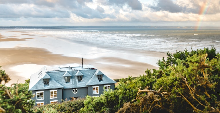 The Chalet Saunton