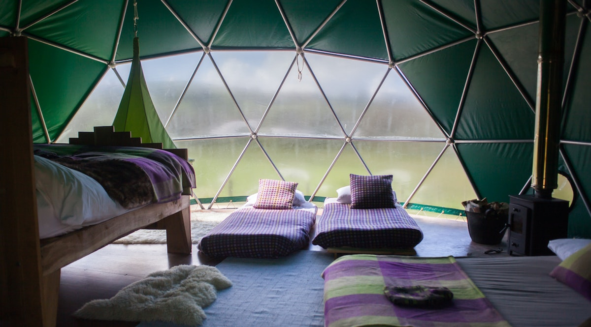 Cosy Under Canvas - Glamping on the doorstep of the Brecon