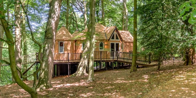Cedar Hollow Treehouse