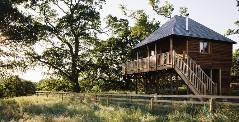 Netherby Treehouse