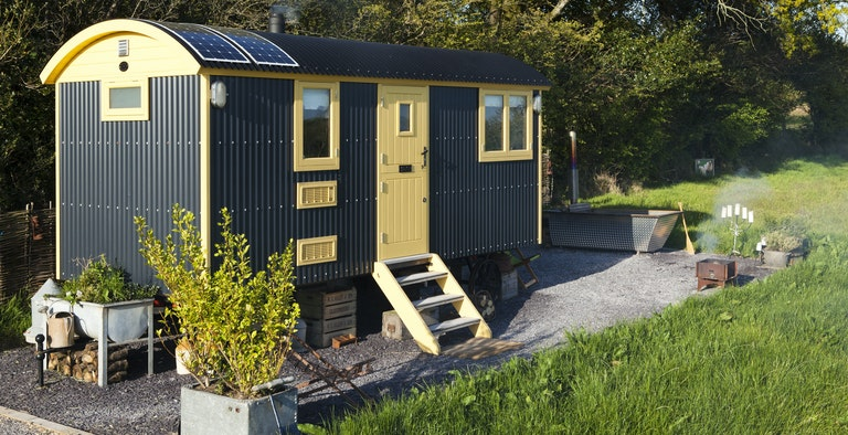 Tor View Shepherds Huts