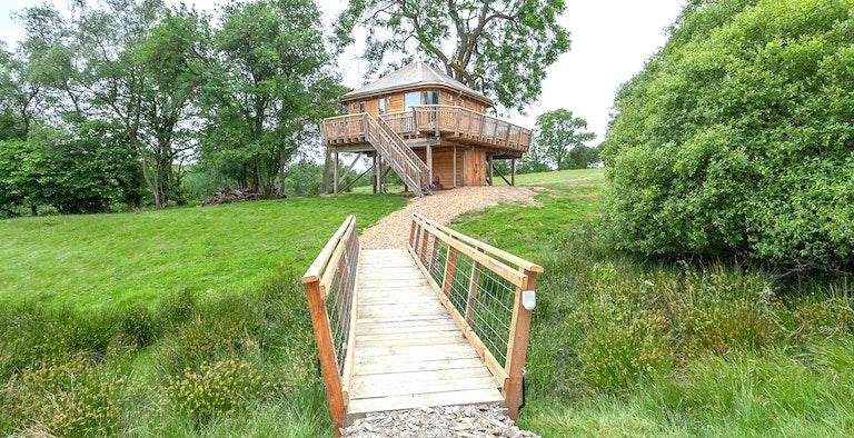 Trawscwm Treehouse