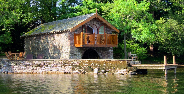 The Boathouse at Knotts End
