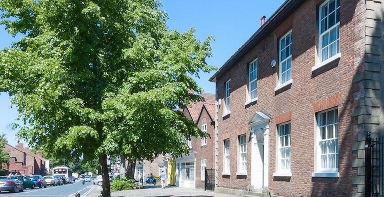 Clifton - Georgian Townhouse