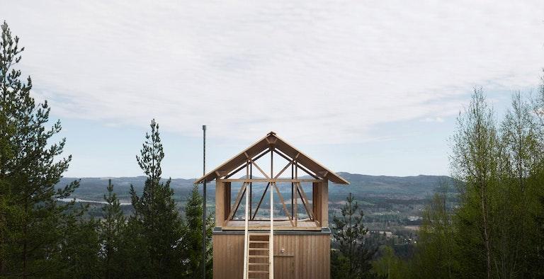 The Bergaliv Loft House