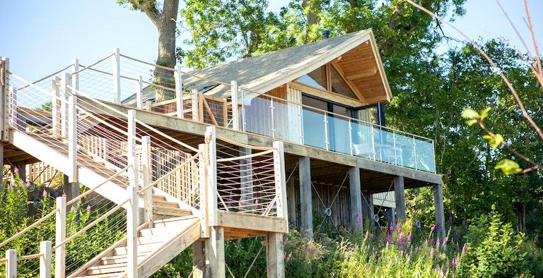 Heartwood Treehouse