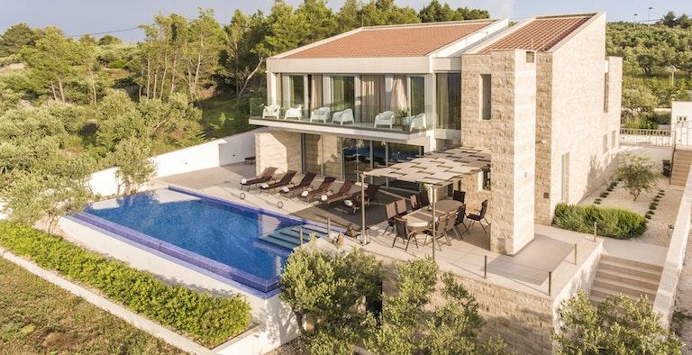 Modern Villa Splitska