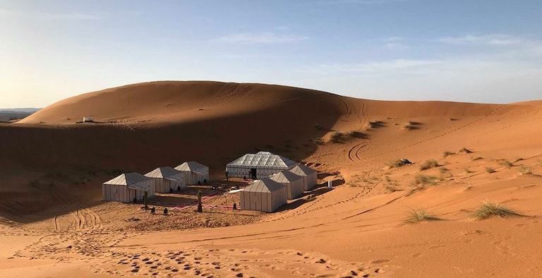 Merzouga Desert Luxury Tents