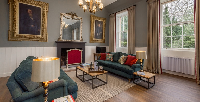 Maitland Apartment at Thirlstane Castle