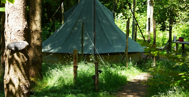 Crafty Camping Bell Tent