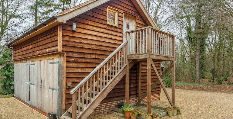 Woodland Retreat Lodge