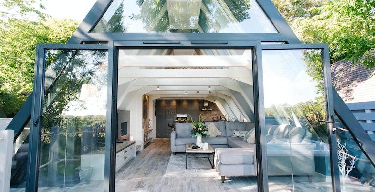 The Glass Lodge