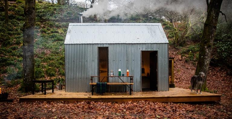 North Lodge and River Cabin