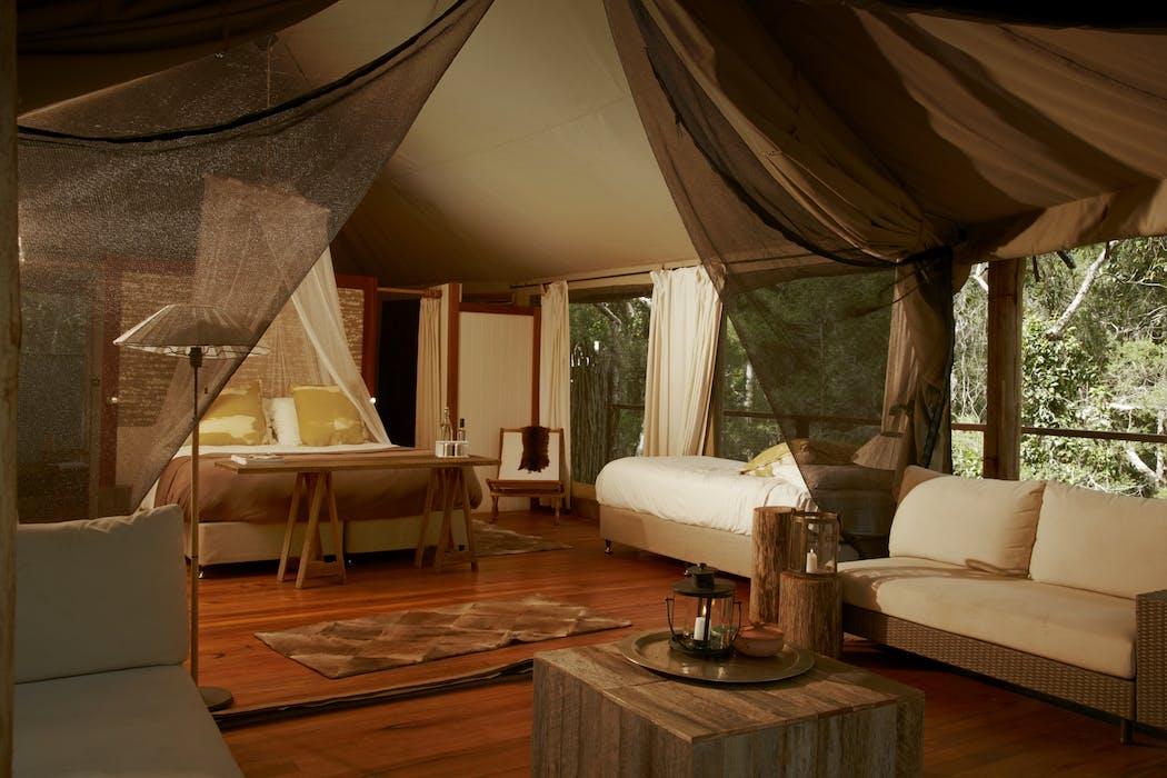 Paperbark Camp Luxury Safari Tents In Jervis Bay