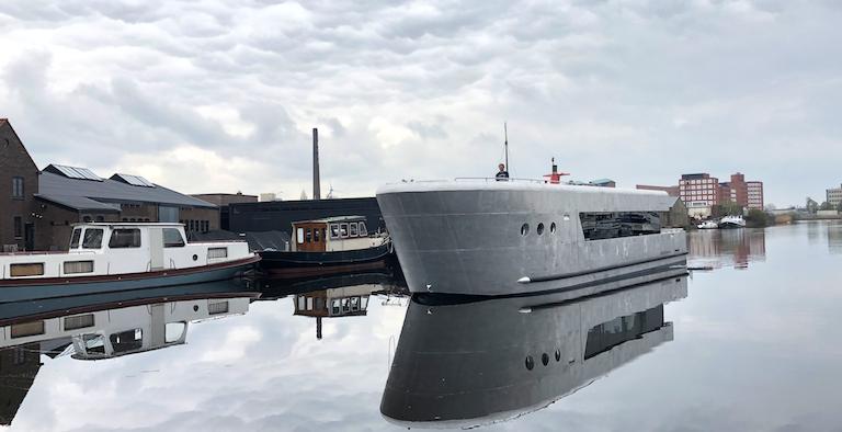 Marine Cabin Stockholm