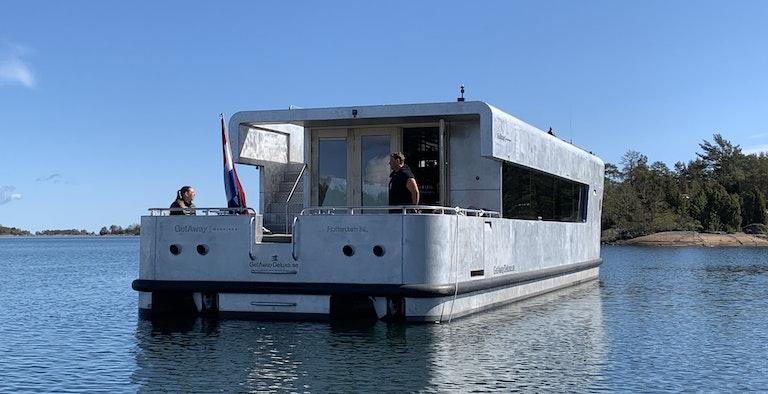 Marine Cabin Rotterdam