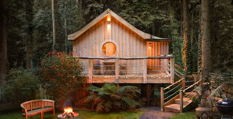 The Birdhouse Treehouse