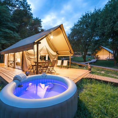 Safari & Bell Tents