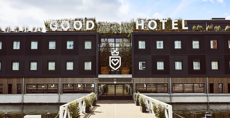 The Good Hotel