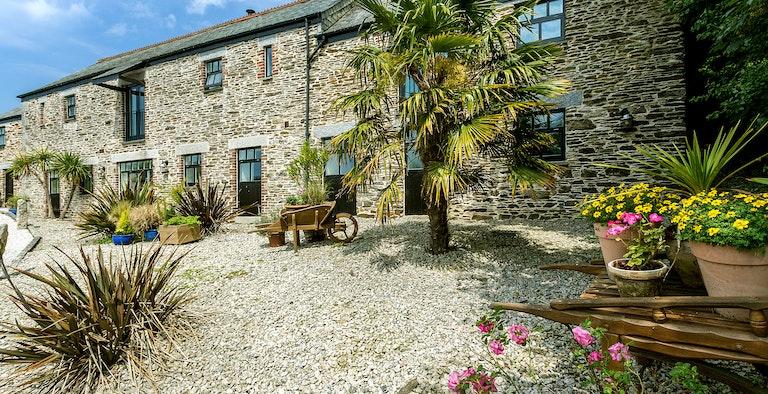 Spice Barn - Old Lanwarnick Cottages