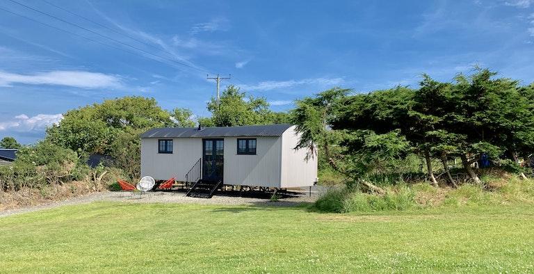 Pencuke Farm Shepherds Hut