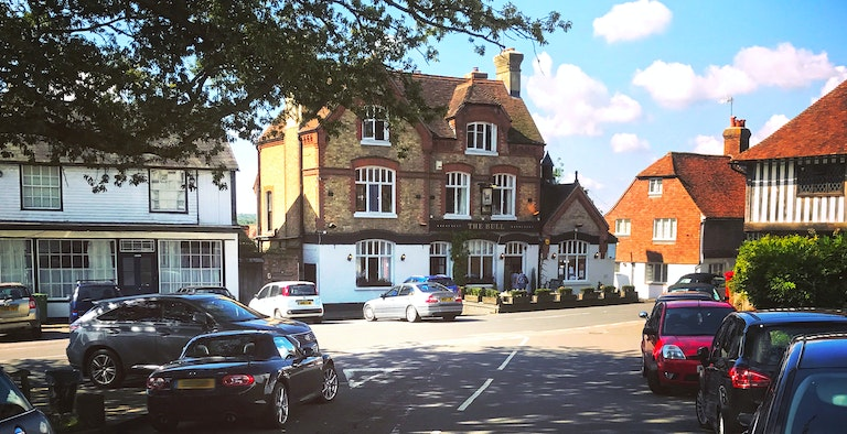 The Bull at Brenchley