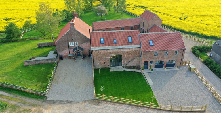 The Barn at Long Marston - Yorkshire Escapes