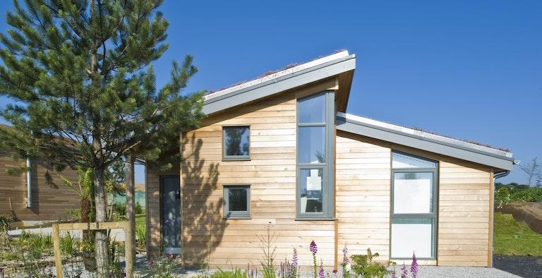 Una St Ives Hot Tub Eco Lodge - 2 Beds
