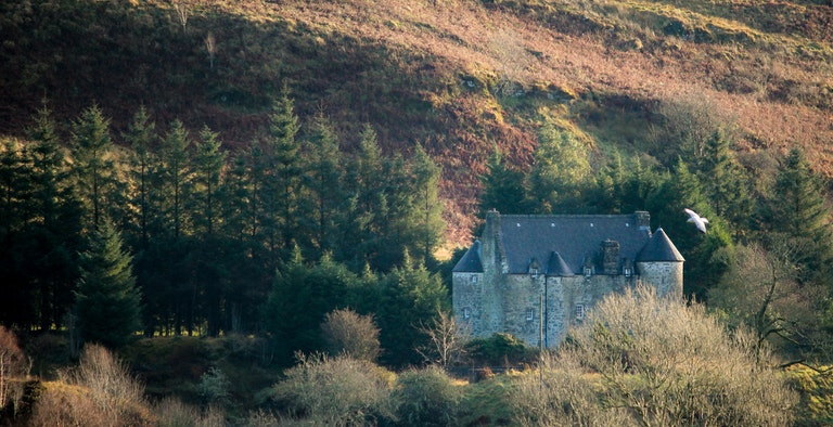 Kilmartin Castle - Luxury B&B