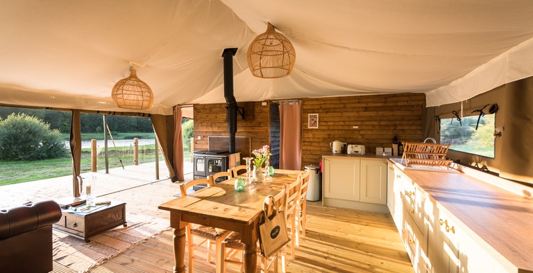 The Nest Glamping